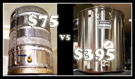 Keg vs Kettle