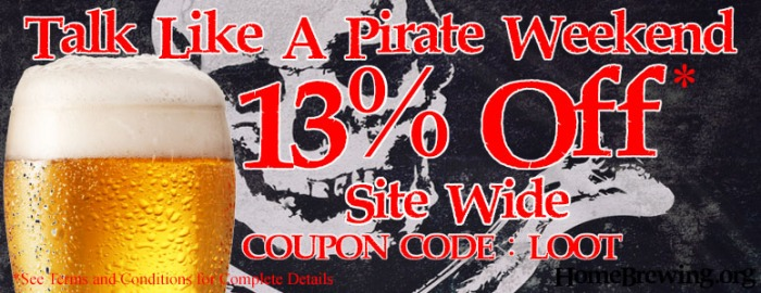 Pirate Banner 91615
